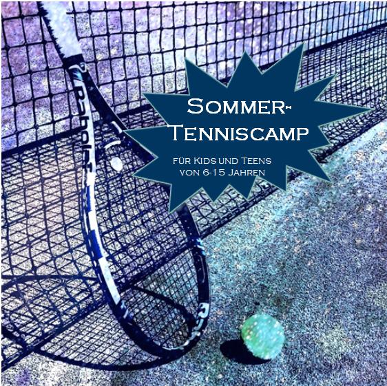Sommer-Tenniscamp
