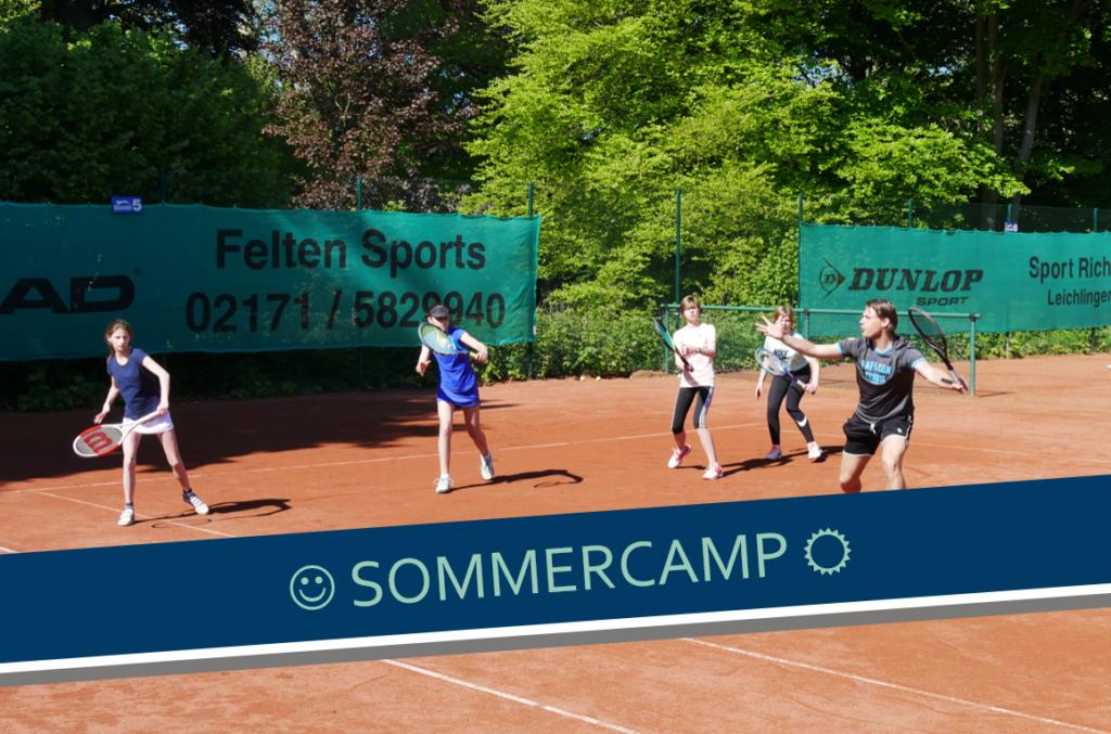 UPDATE: Sommercamps finden statt